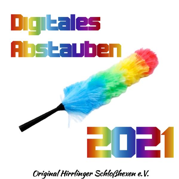 Digitales Abstauben 2021